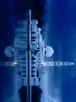 masjid terapung kuala ibai by schumeyll