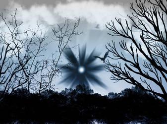 Alone at night by definitelynotdull