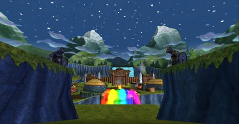 Wizard101 Photomancy - Northguard by heyistarflamanic