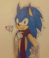Sonic Boom by Kimmys-Voodoo