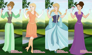 Princess Maker Guess Who 2 by dolldivine