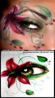 Remake - Arquidia Eye by Bella-Eugenia