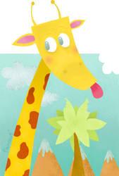 Girafa by Carolinds