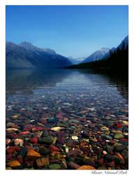 Lake McDonald, Glacier by GoaliGrlTilDeath