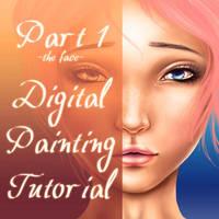Digital Painting Tut -  Part 1 by Seiorai