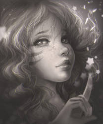 Shooting Stars by Seiorai