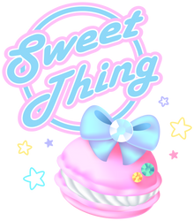 Macaron Pink by RPGirl