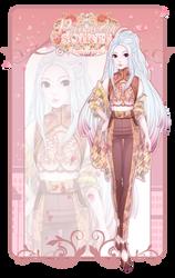 EA: Soiree Formal Wear by Cutie-Banana