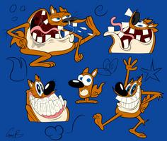 Dick Doodle by SarToons