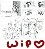 Comic WIP by infinitize