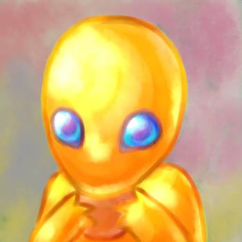 Alien by infinitize