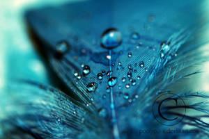 Azure Sparkles III by poofypo-x