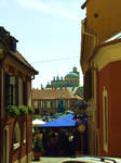 Glimpse through Eger by lukassimo