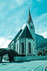 Pfarrkirche Jenbach by lukassimo