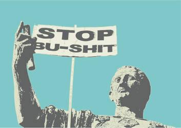 stop bu-shit by gdepa