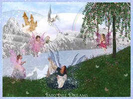 Fairytale Dreams by Tizette-Creations