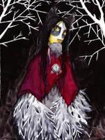The Owl Lady by kindlyanni