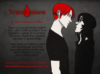 Transfusions webcomic by kindlyanni