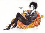 Fall Mark by kindlyanni