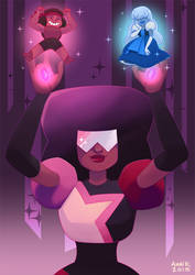 Steven Universe - The Best Fusion by kindlyanni