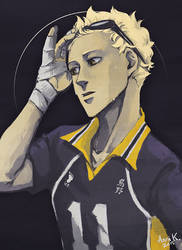 Haikyuu!! - This nerd by kindlyanni