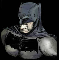 Dark Knight Returns by cmdelaney88