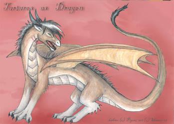 Tartaros dragon by Scheq