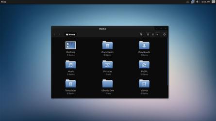 Raring Ringtail by UltimateDesktops