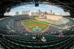 Camden Yards by sullivan1985