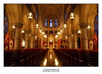 Cathedral Basilica III by sullivan1985