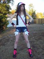 Pokemon Touko White Cosplay by Lokibelle
