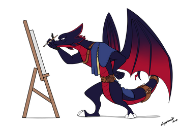 Artisan by Lyorenth-The-Dragon