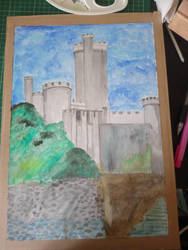 Ireland castle by ciucamona