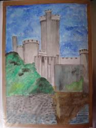 Ireland castel by ciucamona