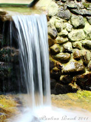 Waterfall I by Lamia86