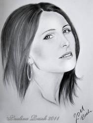 Sharon den Adel by Lamia86