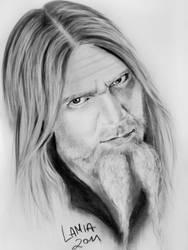 Marco Hietala by Lamia86