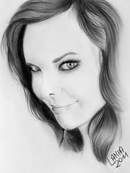 Anette Olzon by Lamia86