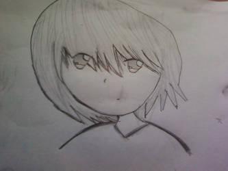 Da Derpy Sketch! by Ryu--Sama