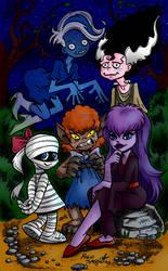 Ghoul School by Brianda-Guerra