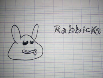 Rabbicks [Deltarune] by BETAUnknow