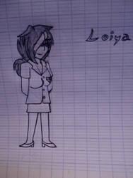Loiya [Request: Zacharyknox222] by BETAUnknow