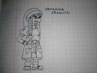 Veronica [DQ11 X SoL URA] by BETAUnknow