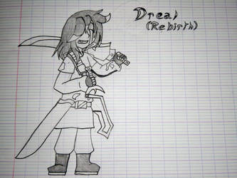 Dreal [SoL URA: RotBP] by BETAUnknow