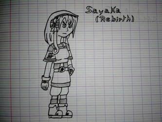 Sayaka Miki [PMMM X SoL URA] by BETAUnknow