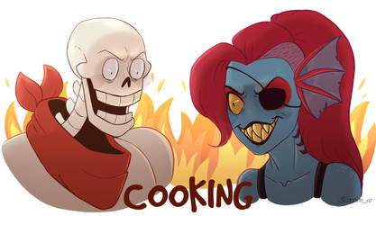 Cooking by Scorpion-89