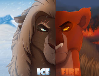 Ice And Fire by Scorpion-89