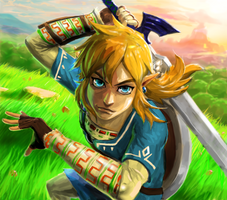 Breath of the Wild by Reiup