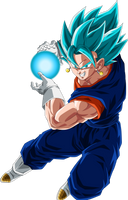 Vegetto Super Saiyajin Blue by arbiter720