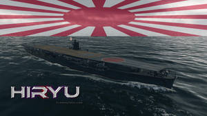 Hiryu class Aircraft Carrier by XLegion-716X